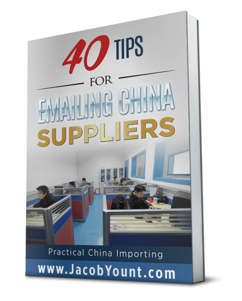 Improve your emails to your factories in China
