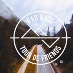 Rad Race, Tour de friends highlights – Film