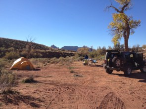 Superbowl campground