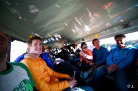 Everybody on the bus!