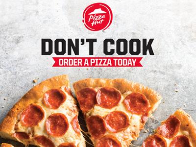 PIZZAHUT – Online delivery Campaign