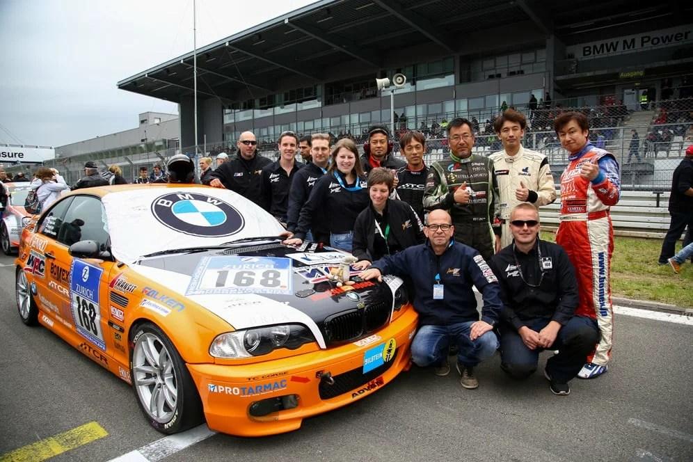 Race team 24h Nurburgring