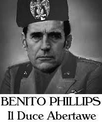 Benito Phillips, Il Duce Abertawe