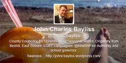 John Bayliss Twitter