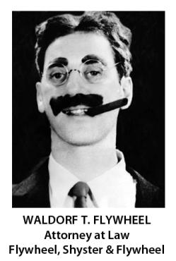 Waldorf T. Flywheel
