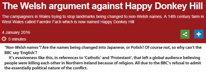 BBC Happy Donkey Hill