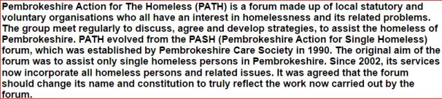 Pembrokeshire Path