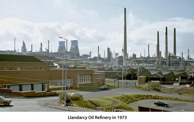 Llandarcy