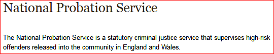 llamau-national-probation-service