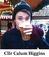 Calum Higgins