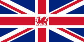 Dragon union jack