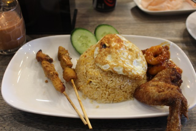 Makan Place fried rice