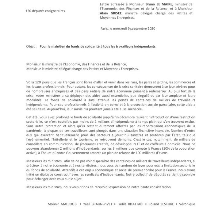 thumbnail of courrier-cosigne-Independants-Fonds-Solidarite