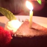 My favorite chcoclate cake