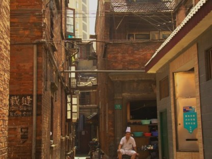 Old Shanghai architecture
