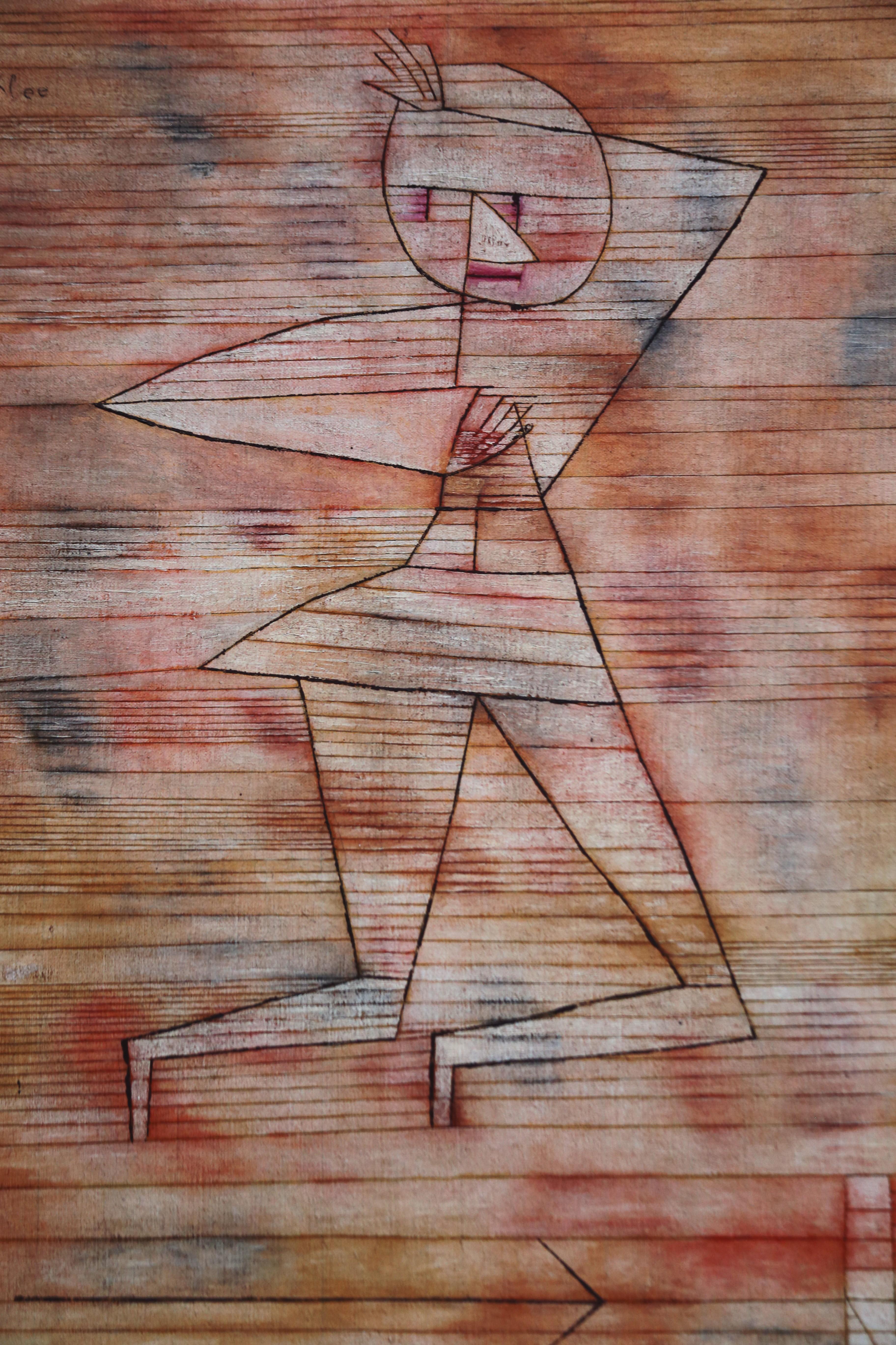 Paul Klee TOKIDOKI NOMAD