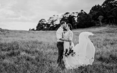 Wedding on a Hilltop