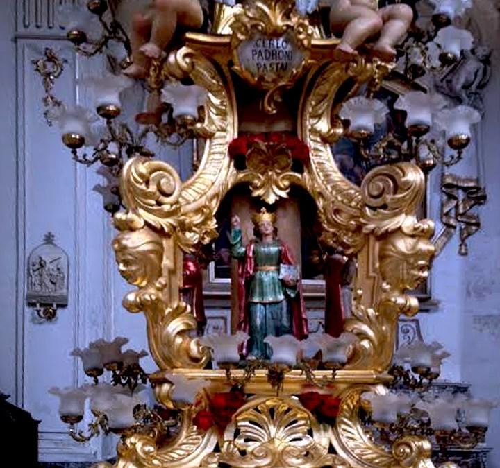 The cabinet of Giuseppa Filangeri di S. Marco and other ephemeria