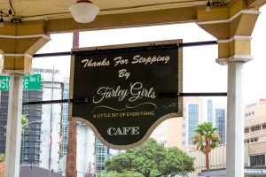 Farley Girls Sign
