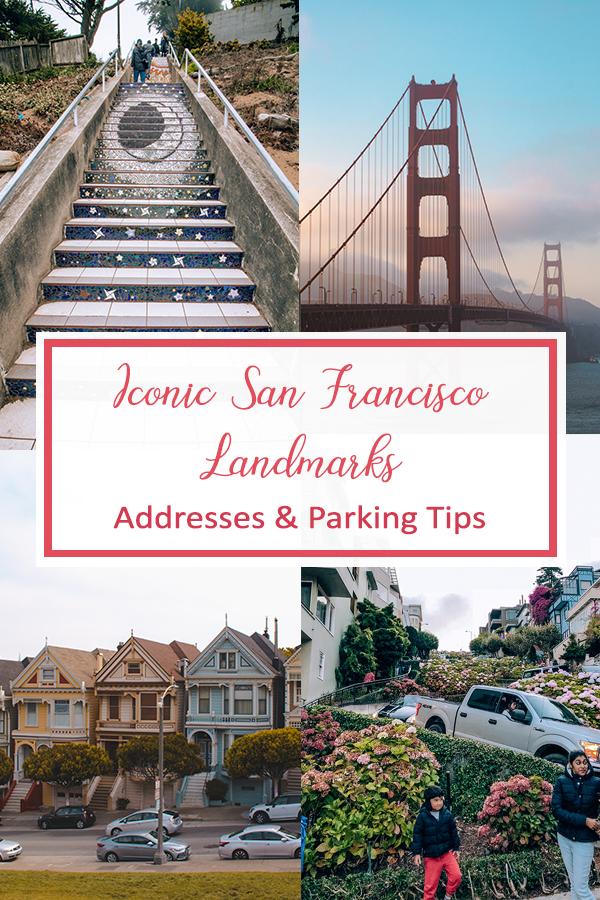 Iconic San Francisco Landmarks