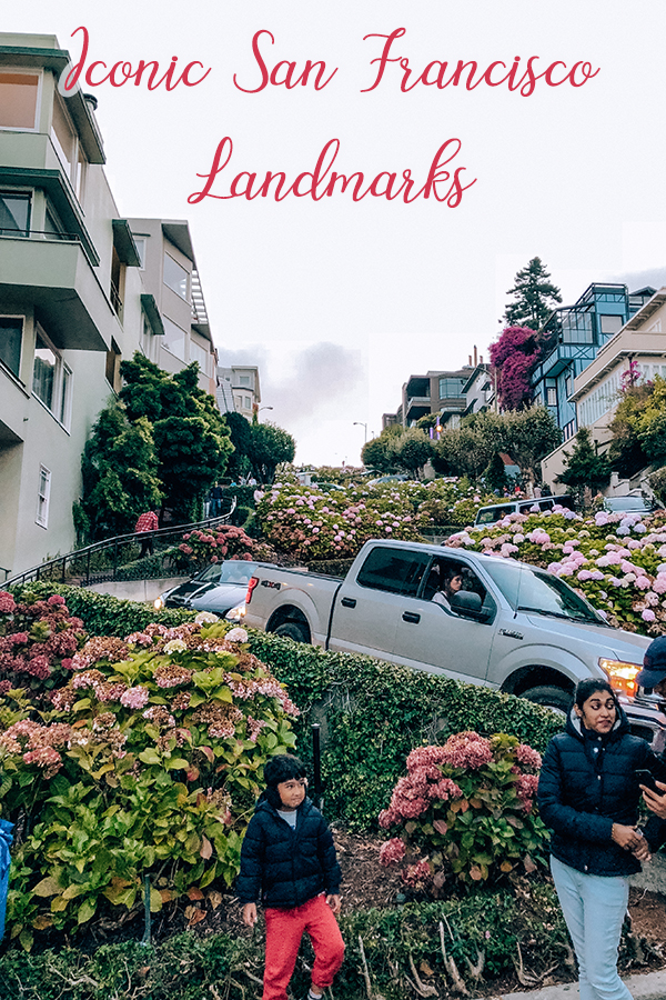 Iconic San Francisco Landmarks: Lombard Street
