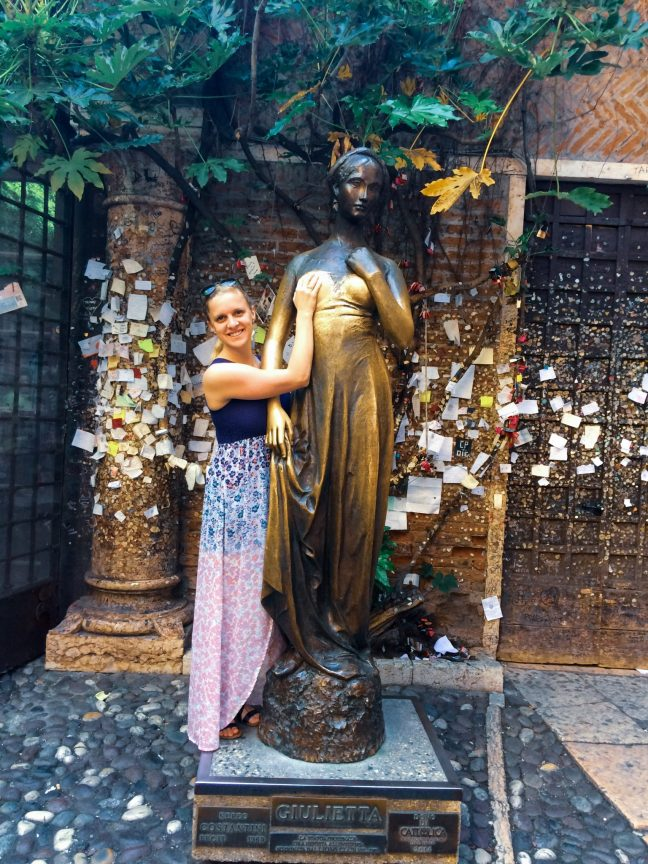 Things To Do In Verona, Italy: Luck in Love