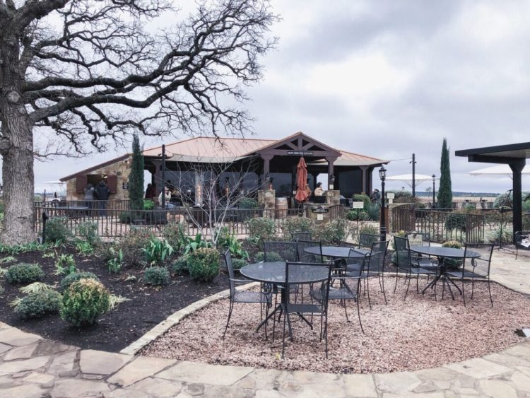 Grape Creek Winery a must stop on a Fredericksburg wine tour