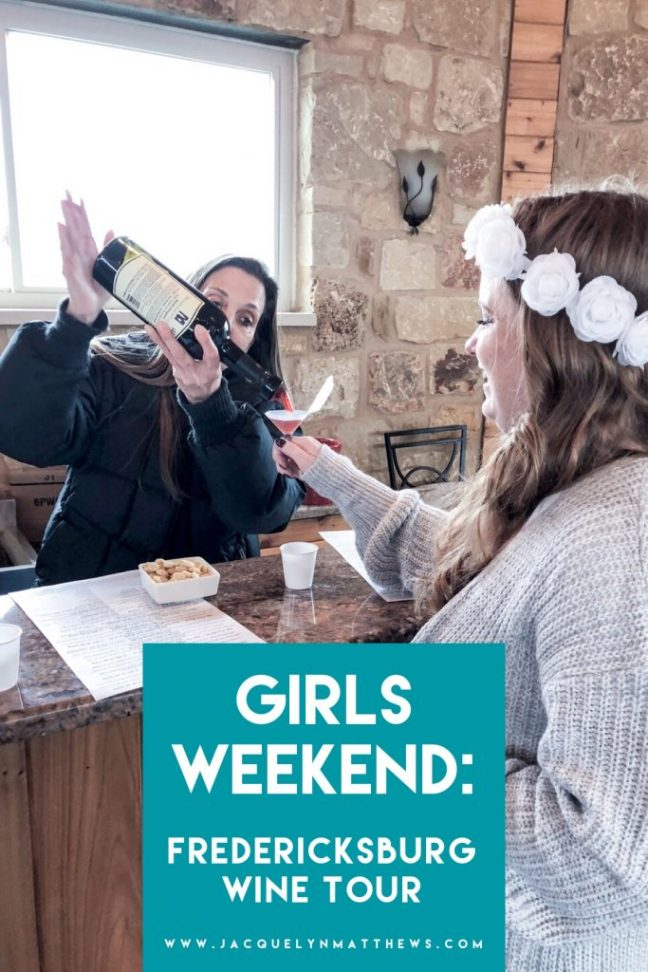 Fredericksburg Wine Tour: Click here for tips in planning your girls weekend in Fredericksburg, Texas!