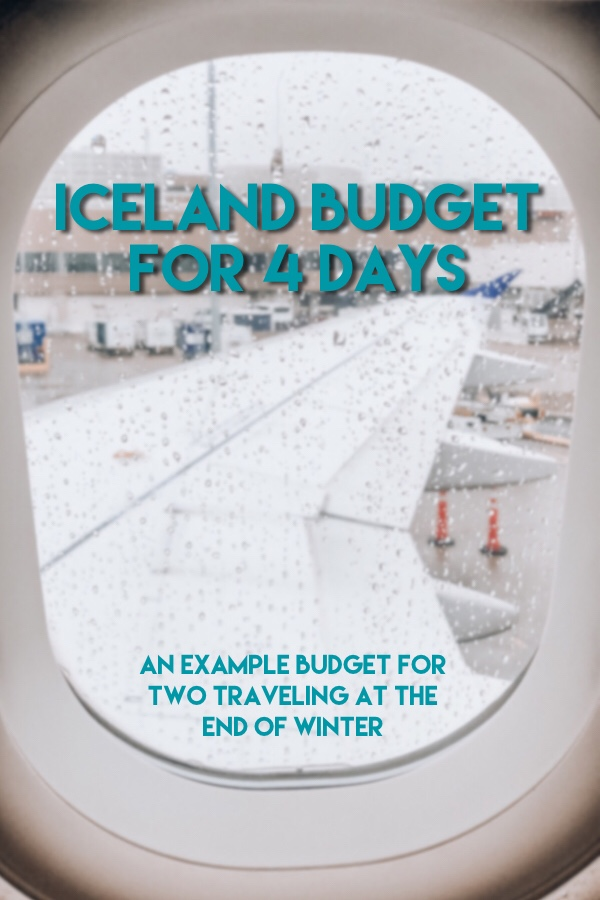 A breakdown of my Iceland budget for four days and two people! Click here to see how much we spent, where we could have saved and what you can expect to pay on your trip to Iceland!