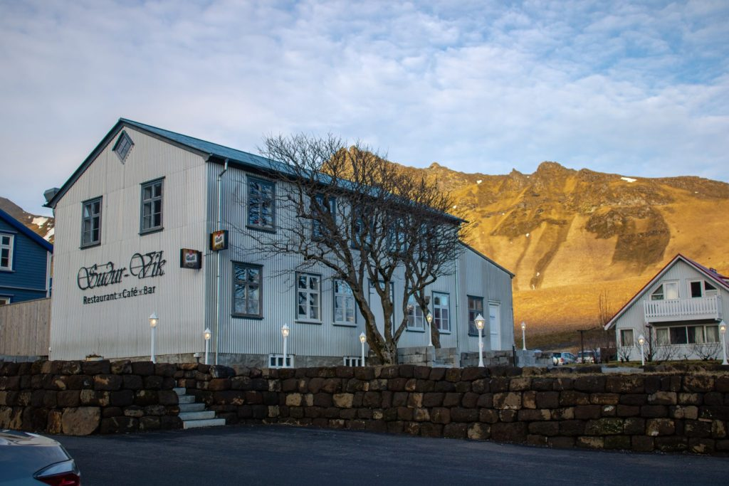 Places to Eat in Iceland: Suður-Vík