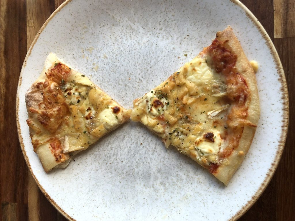 Places to Eat in Iceland: Suður-Vík's Pizza