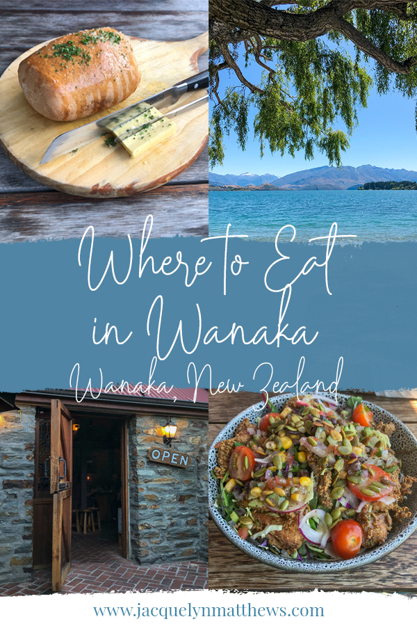 Looking for a recommendation on where to eat in Wanaka, New Zealand? Check out these Wanaka restaurants!