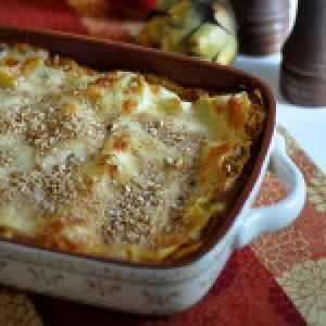 Pumpkin Lasagna Recipe Jacquelynne Steves