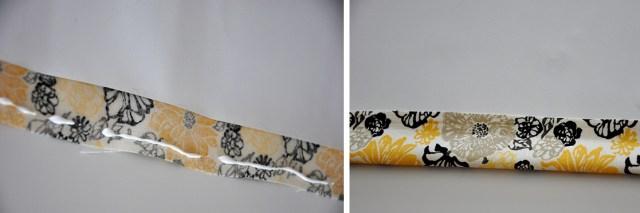 Fabric Covered Vinyl Window Roller Shade Tutorial- Jacquelynne Steves