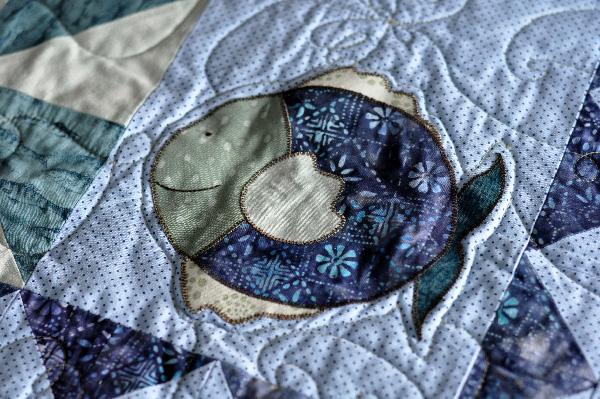 fish quilt, Boys Quilt pattern, Jacquelynne Steves, Davids Playmates