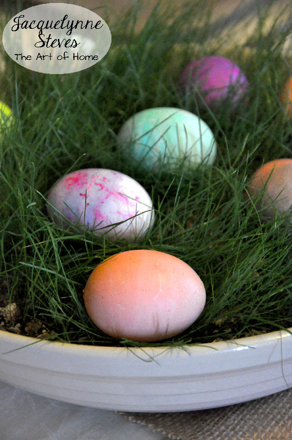 Easter Egg Centerpiece- Jacquelynne Steves 2