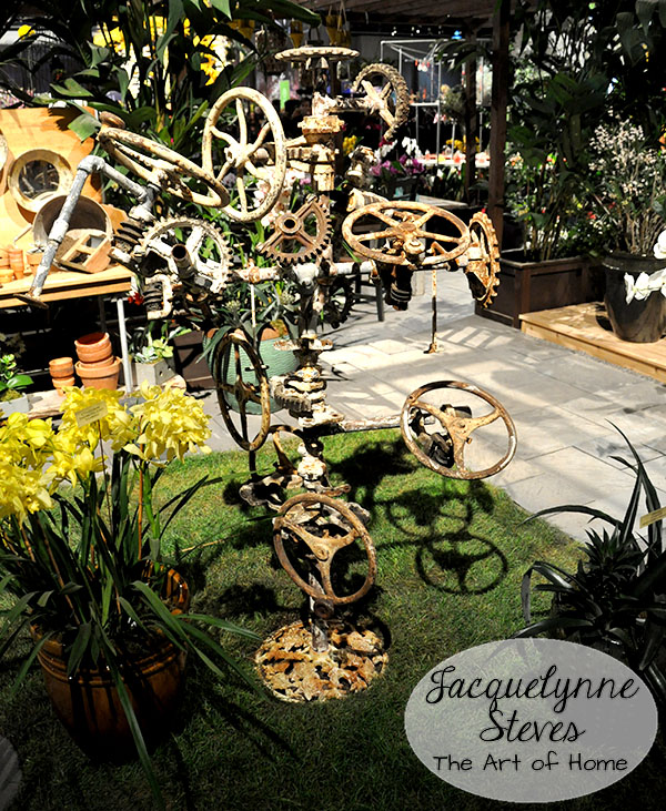 Unique Garden Decor Ideas Jacquelynne Steves