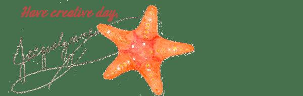 HaveACreativelDay-Starfish Art_JacquelynneSteves