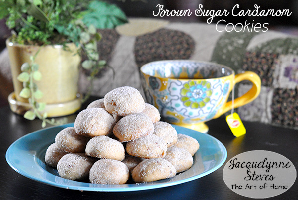 BrownSugarCardamomCookies-JacquelynneSteves