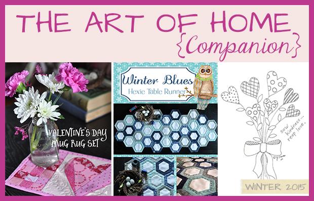The Art Of Home-Winter2015 Free Emagazine-Jacquelynne Steves