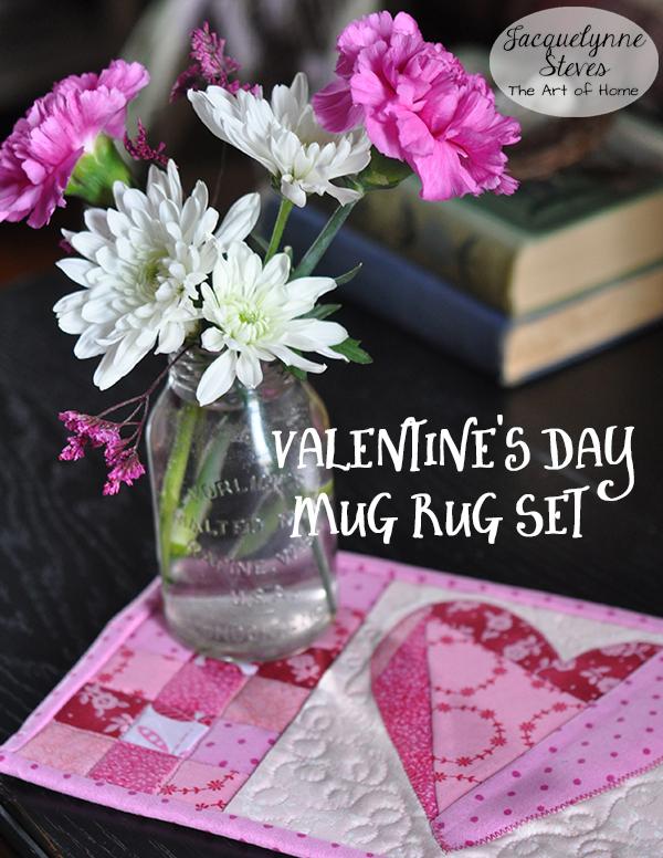 ValentinesDayMugRugSet-JacquelynneSteves