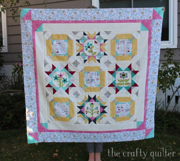 blogger-craftyquilter