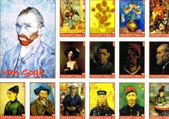 Collection Van-Gogh