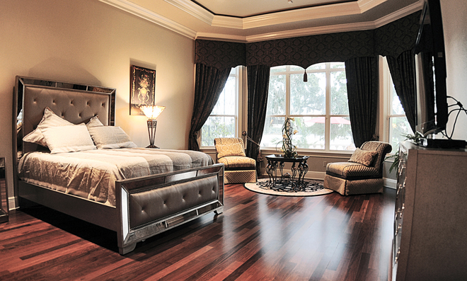 commercial,bedroom in a mansion