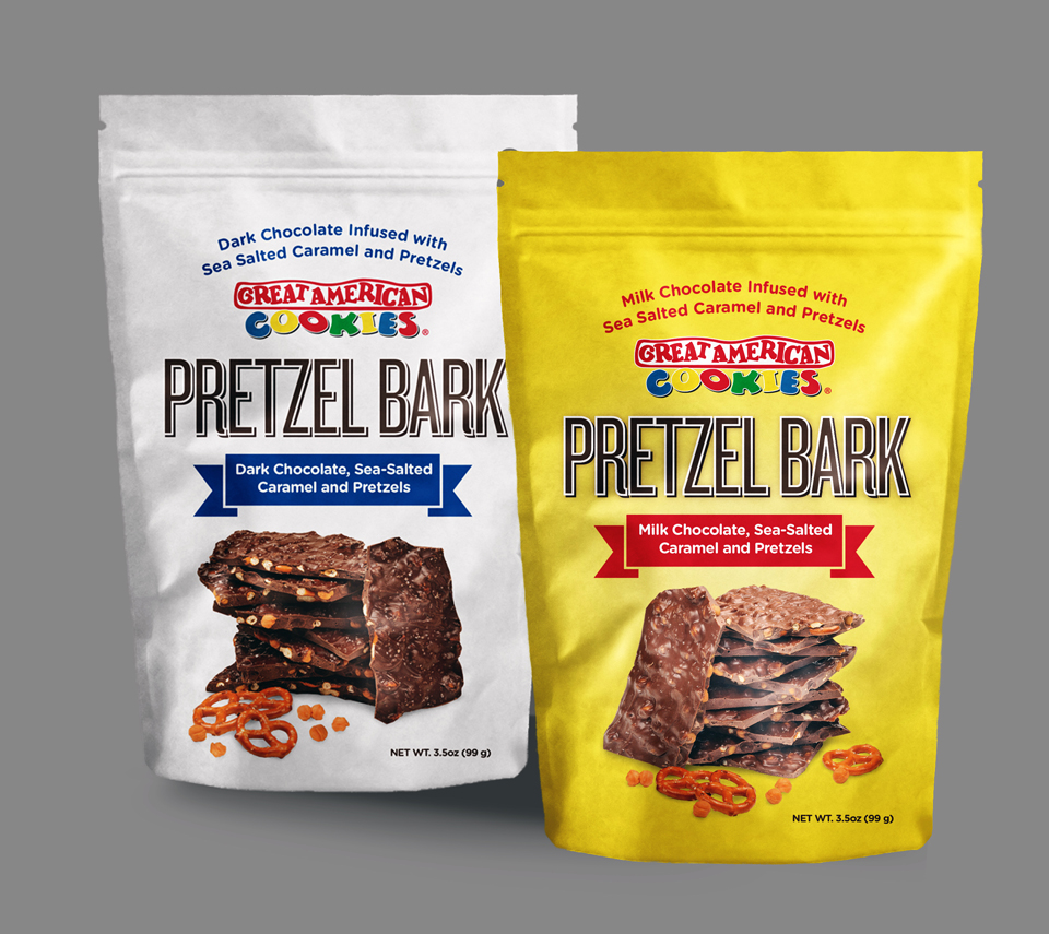 Graet American Cookie company, Food products, orlando fl,