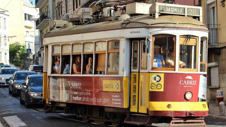 Lisbonne une ballade en photos