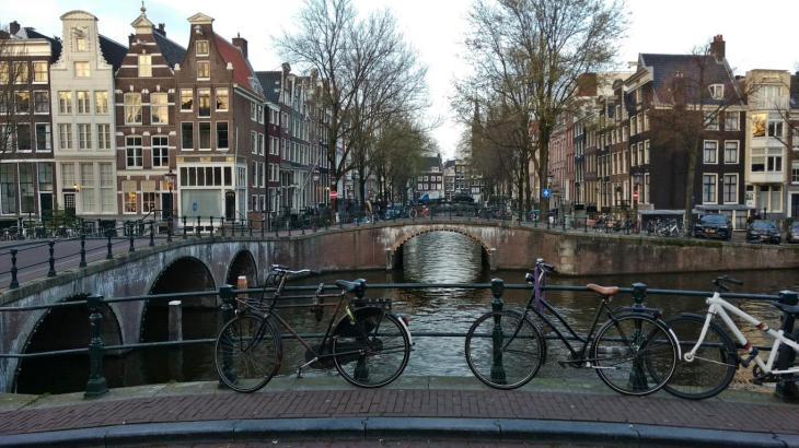 Amsterdam première mondialisation