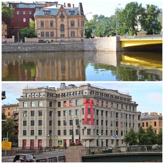 New Holland à Saint-Pétersbourg 6