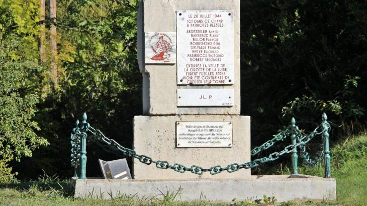 Les immigrés dans la Résistance en France contre l'occupant