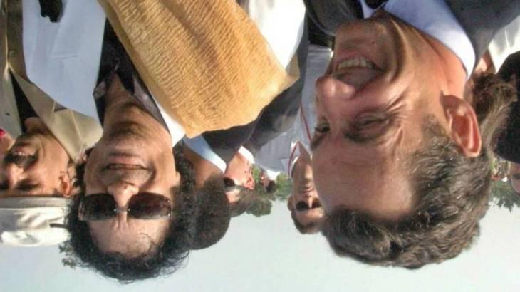 Sarkozy et le chaos en Libye.